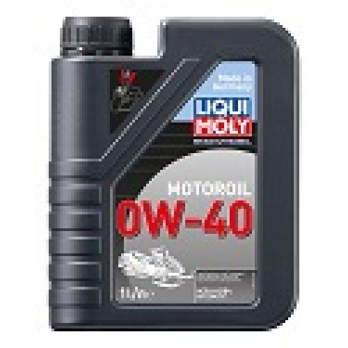 Масло LIQUI MOLY Snowmobil Motoroil 0W-40 1 литр (синтетика)