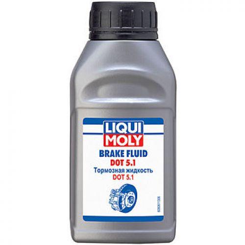 Тормозная жидкость Brake Fluid DOT 5.1