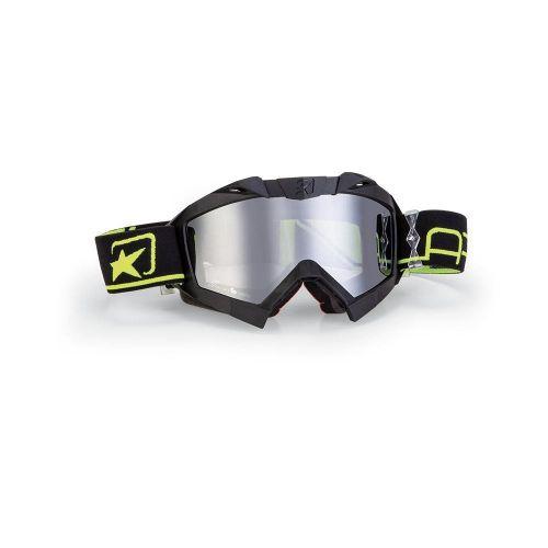 ARIETE очки для шлема Adrenaline Profi Black