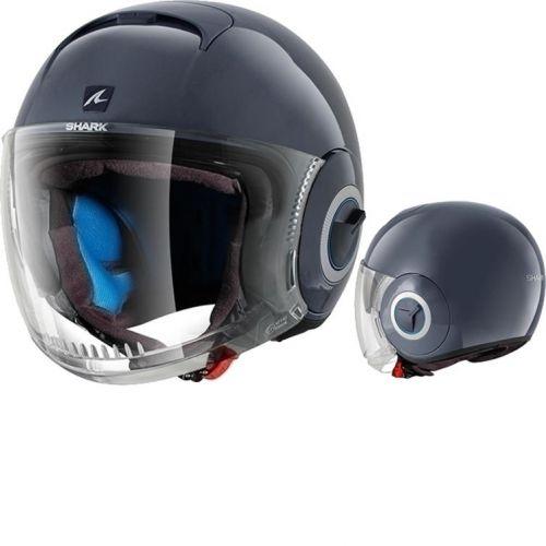 SHARK Шлем NANO STREET NEON MAT   (L)