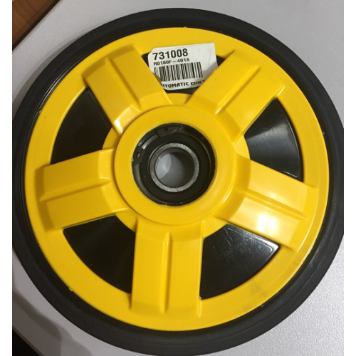 Каток Ski Doo желтый 180MM (Аналог: R0180F-401A)