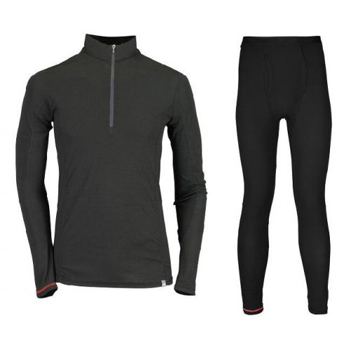 Комплект Термобелье Microfleece verkkobox, black (M)
