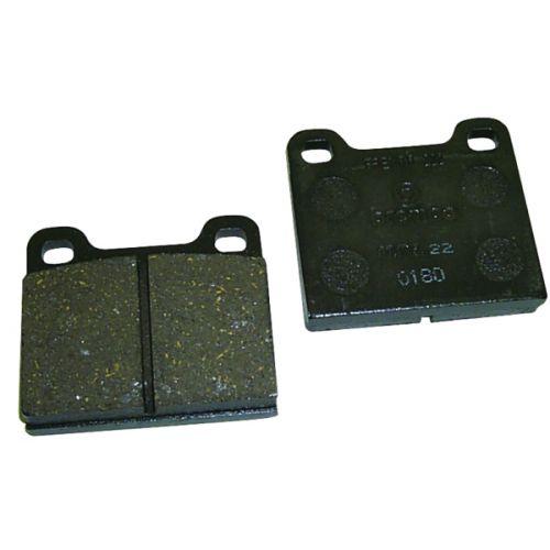 Тормозные колодки Kimpex (OEM BRP 414990000/ 415084600/ 415129172/ 507032489)