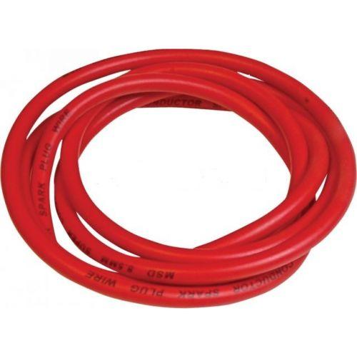 Высоковольтный провод MSD 8.5MM PLUG WIRE 6' RED - 183 см