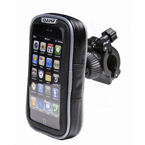 Крепление на руль для iphone 5 c чехлом