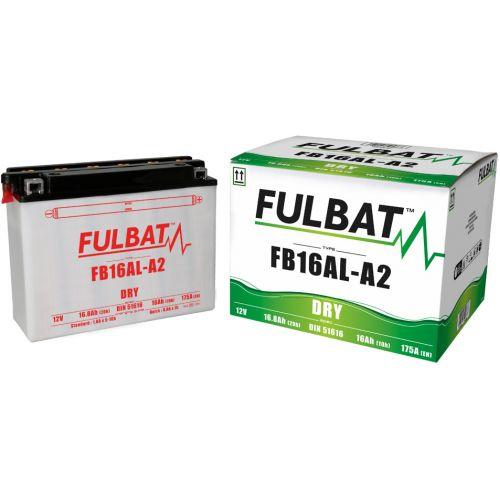 Аккумулятор Fulbat FB16AL-A2 (YB16AL-A2)