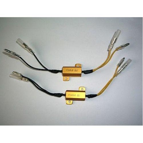 Резистор, для поворотника , 6.8 Ом, 25w, пара