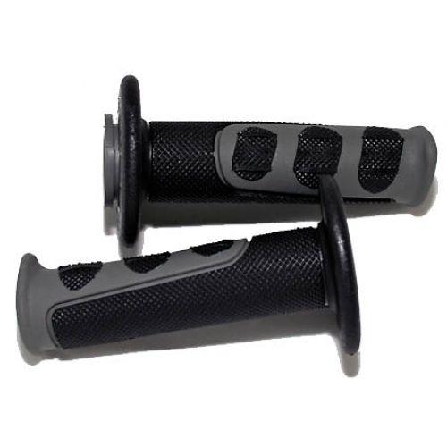 Ручки PROGRIP 793 cross черно-серые, 22мм закрытые