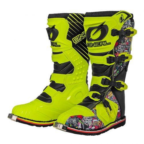 Мотоботы кроссовые Rider Boot Crank Размер:44