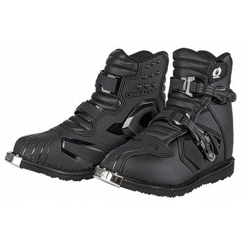 Мотоботинки Rider Boot SHORTY черные Размер 42