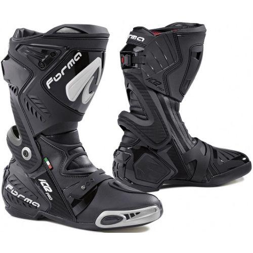 Ботинки ICE PRO черные Размер:41