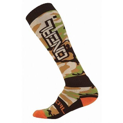 Носки Pro MX Sock Camo