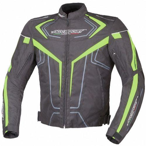 Всесезонная куртка Colomo флуоресцентно-желтая (M)
