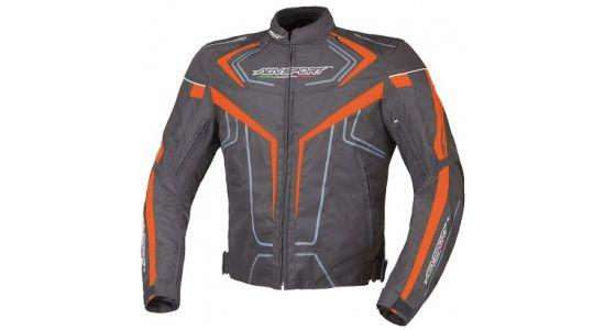 Всесезонная текстильная куртка Colomo оранжевая (XL)