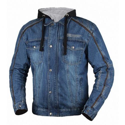 Джинсовая куртка Block с защитой(M)