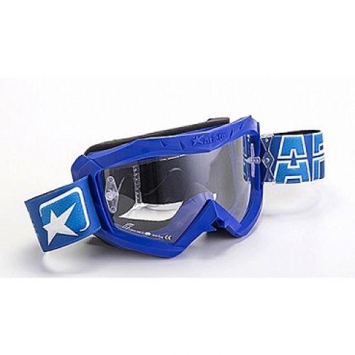 Кроссовая маска 07 LINE - AAA синяя