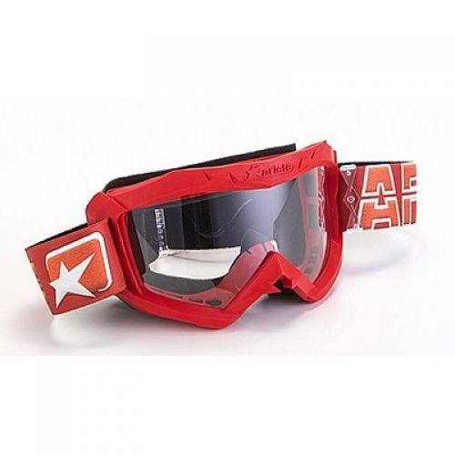 Кроссовая маска 07 LINE - AAA красная