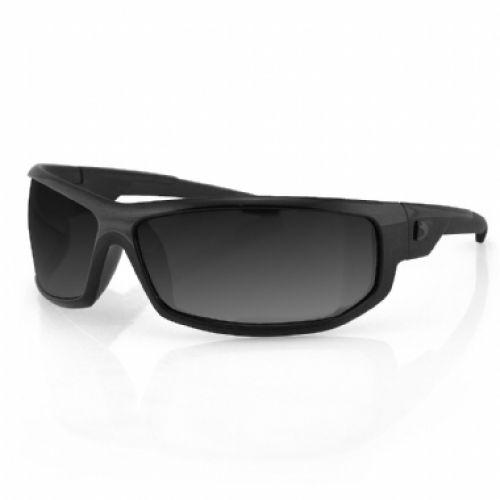Очки AXL черные с дымчатыми линзами