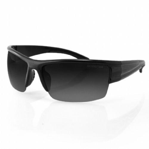 Очки Caliber черные с 3-мя линзами