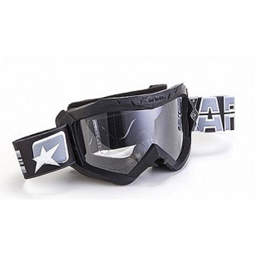 Кроссовая маска 07 LINE - AAA черная