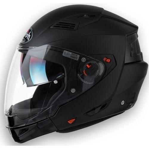 Шлем трансформер EXECUTIVE черный матовый
