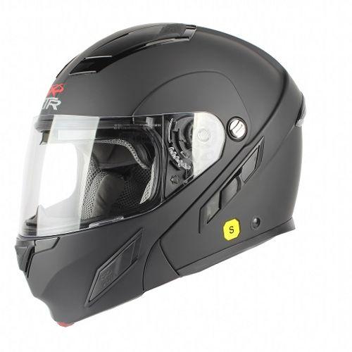 Шлем модуляр MODE2 черный матовый (M)