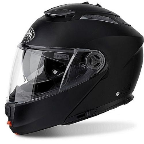 Шлем модуляр Phantom S черный матовый (M)