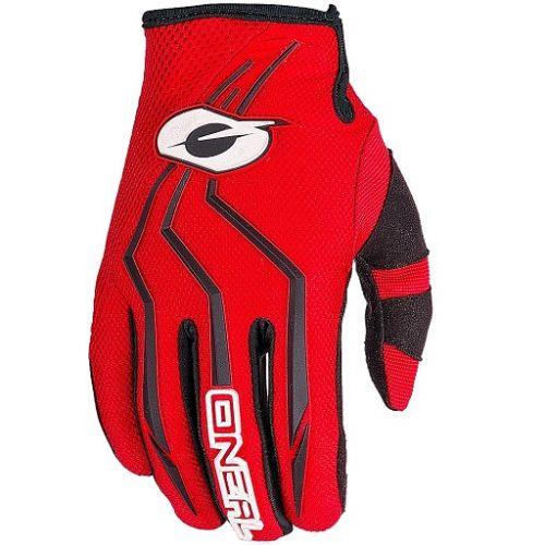 Перчатки ELEMENT красные Размер:M