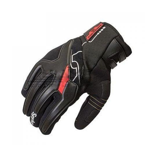 Мотоперчатки SPYKE TECH SHORT Черные(L)