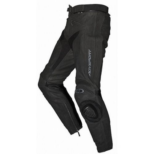 Мотоциклетные кожаные штаны Willow(28)