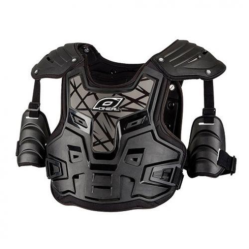 Кроссовая защита тела PXR Stone Shield черная