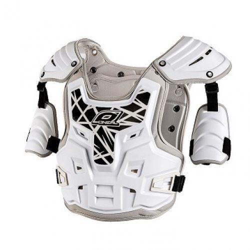 Кроссовая защита тела PXR Stone Shield белая