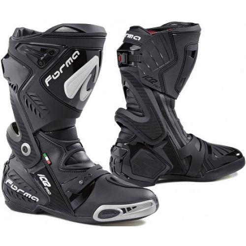 Ботинки  ICE PRO черные(43)