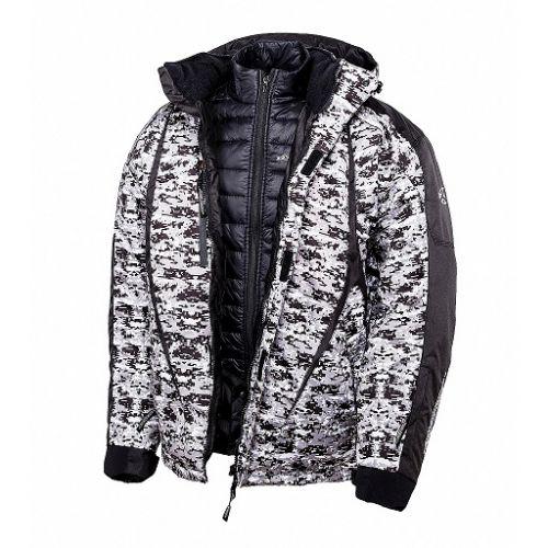 Снегоходная зимняя куртка Pixel 2 в 1