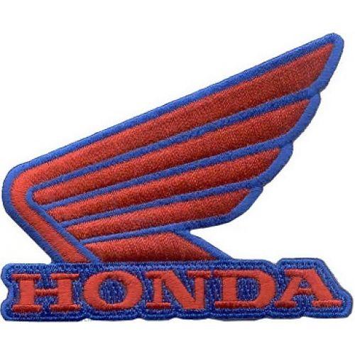 Honda old logo (большая) с термоклеем.