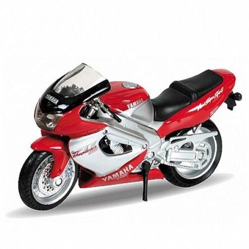 Модель мотоцикла 1:18 YAMAHA 2001 YZF1000R