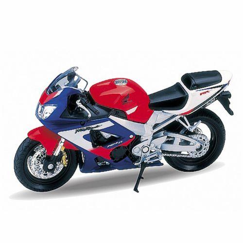 Модель мотоцикла 1:18 HONDA CBR900RR FIREBLADE
