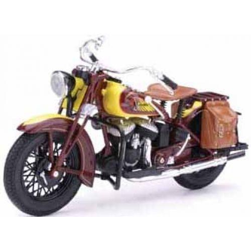 Модель мотоцикла 1:12 1934 Indian Sport Scout
