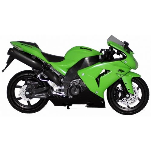 Модель мотоцикла 1:12 Kawasaki Ninja ZX-10R