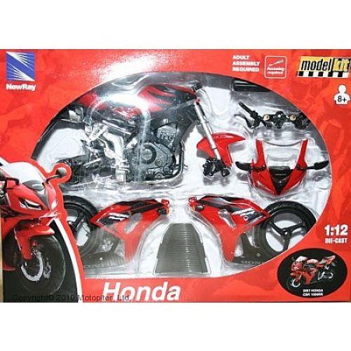Модель мотоцикла HONDA CBR 1000RR 2007 - сборная модель