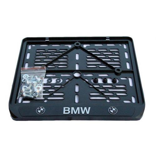 Рамка для номера логотип BMW