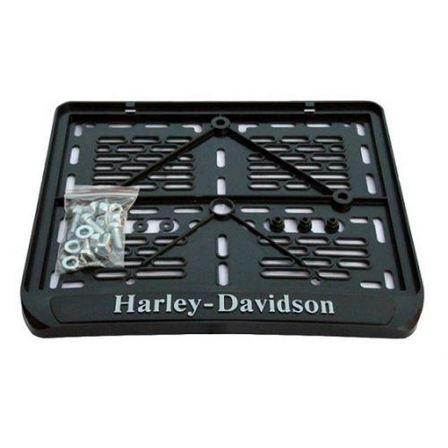 Рамка для номера  логотип Harley Davidson