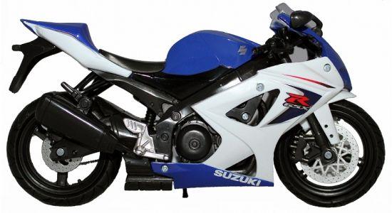 Модель мотоцикла SUZUKI GSX-R1000 2008.