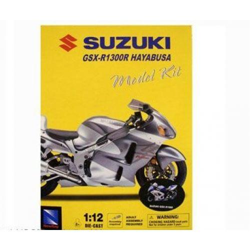 Модель мотцикла сборная 1:12 SUZUKI GSX-R 1000