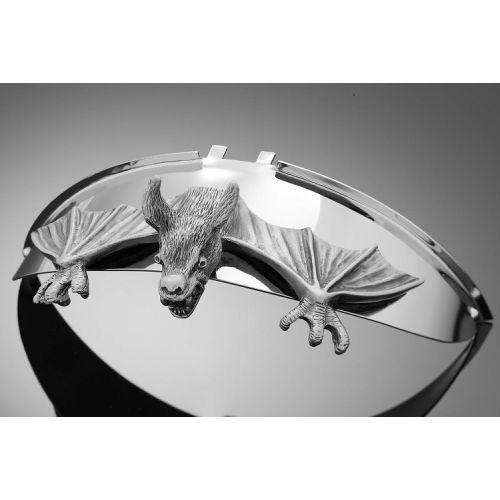 Накладка на козырек фары BAT 160 мм