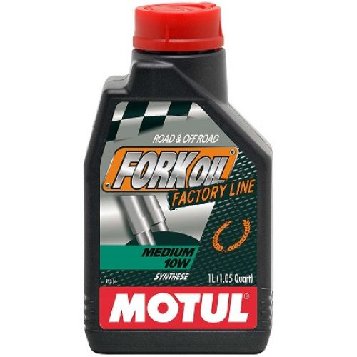 Вилочное масло Motul Fork Oil Factory Line 10W 1 литр