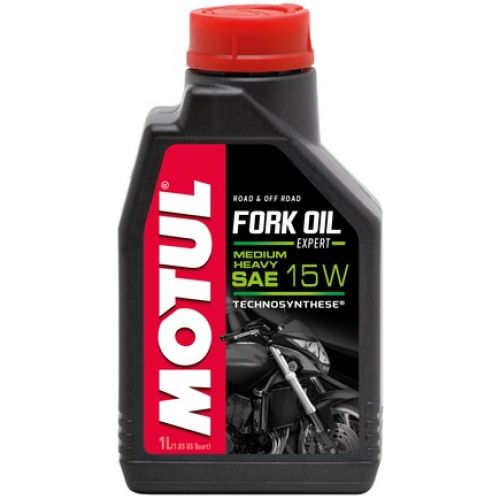 Вилочное масло Motul Fork Oil Expert Medium/Heavy 15W 1 литр