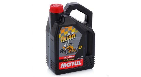 MOTUL POWER QUAD 4T 10W40 (4 Л)