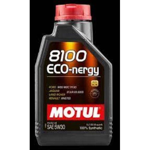 MOTUL 8100 Eco-Nergy 5w30 1lt