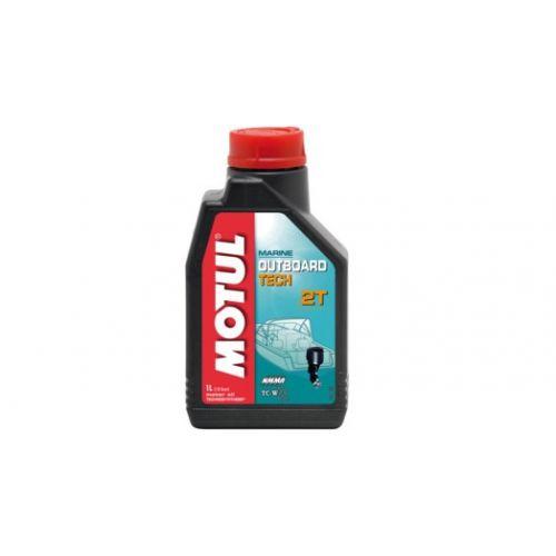 MOTUL Outboard TECH 2T 1 литр